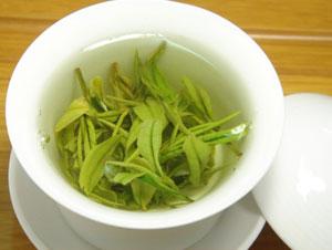 中国緑茶の特徴と入れ方について。